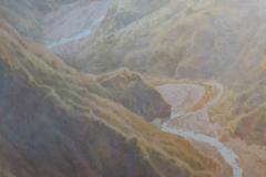 Aposcipo - Tempera su tavola 75x80