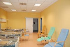 Prima dell'intervento - Reparto di Ostetricia  Ospedale Niguarda - Milano