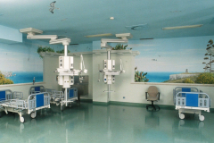 Reparto Ustionati Ospedale Niguarda - Milano